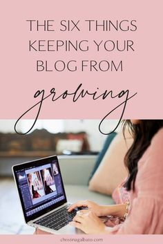 Why is no one reading your blog? When working as an influencer, your blog is a great way to flow traffic to your website!  Here are six reasons your blog might not be grown, and tips for starting a successful blog.