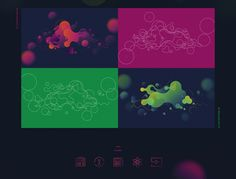UbiQD Website Concept