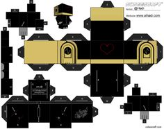 Blog_Paper_Toy_papertoys_Daft_Punk_Guy_Manuel_template_preview