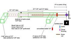 EZ Press Bow Plans Http//wwwarcherytalkcom/vb/showthreadphp