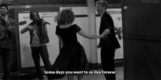 some days you want to re-live forever... (About Time- cute movie)