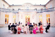 6 of the Most Stylish Outdoor Weddings We've Seen via @mydomaine