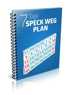 7 Tage Speck Weg Plan