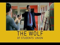 "The Bolger campaign just released this campaign video | This Is The Most Fantastic Student President Campaign Video–""Wolf Of Wall Street"" Parody Ever"