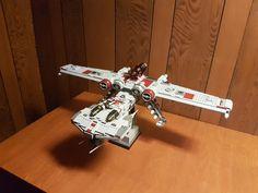 Lego K-Wing. Impressive.