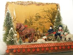 Golden Glow of Christmas Past - Christmas Convention, Lancaster ...