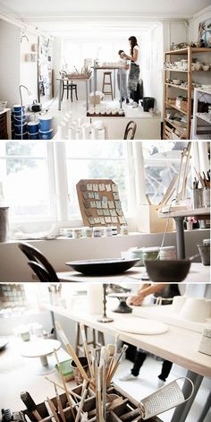 Danish Ceramic Studio – Sukima    https://nordicbliss.wordpress.com/2011/11/11/danish-ceramic-studio-sukima/