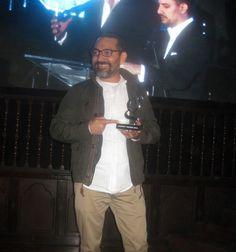 Gazzetta Hédoné Gourmet Awards Nico Mejía