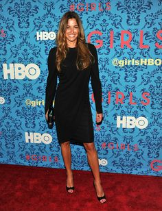 Kelly Bensimon at HBO's 'Girls' Premiere Kelly Bensimon, Girls Hbo, Her Hair, Red Carpet, Latest Trends, My Style, Hair Styles, Cinema