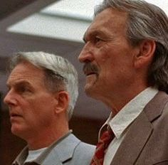 Jethro Gibbs and Mike Franks Franks taught Gibbs everything he'd ever need to know to be a great NCIS mentor