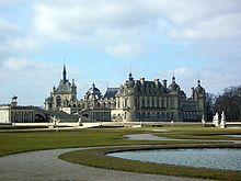 Liste des châteaux de l'Oise — Wikipédia