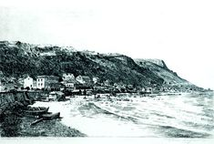 Zandvlei Trust - ZIMP– history - Tinus de jongh drawing of Kalk Bay and St James in 1924 Old Pictures, Old Photos, Vintage Photos, Saint James, Antique Maps, Historical Pictures, Cape Town, South Africa, Paris Skyline