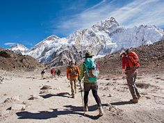 Get your adrenaline pumping! From a fun bicycle trip along the Pacific Coast to an amazing hike up Mount Everest -- our advisors have it covered. See what exciting excursions made Travel's Best Adventures 2014.