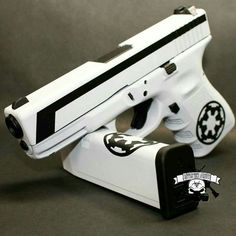 That's cool! Stormtrooper GlockLoading that magazine is a pain! Get your Magazine speedloader today! http://www.amazon.com/shops/raeind