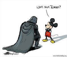 Funny Disney Star Wars Pictures – 35 Pics