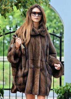 mink furs - brown royal saga mink fur swinger 2016