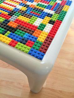 LEGO Art: (Spiel-) Kunst im Kinderzimmer
