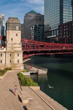 Chicago-Riverwalk_23 « Landscape Architecture Works | Landezine