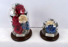 Framed Memorial Flowers