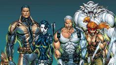 X-Force (History) – Comic Basics