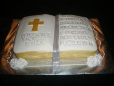 1st communion cake | Flickr - Photo Sharing!