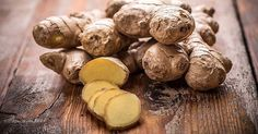 Ginger is a root or rhizome that grows underground and commonly is used as a seasoning. You can consume ginger fresh, candied, dried or pickled. Ginger al Raw Ginger, Ginger Jam, Fresh Ginger, Pickled Ginger, Ginger Water, Colon Cleanse Before And After, Raw Food Recipes, My Recipes, Health Benefits Of Ginger