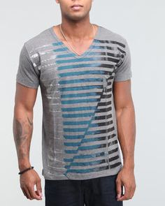 Marc Ecko Collection - Undecided Stripes Tee