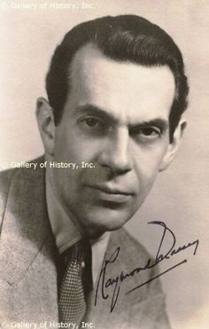 raymond massey james dean