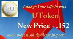 Another great day for the UToken...Price Jump again Watch this Presentation http://utok1.homemarketertools.com/