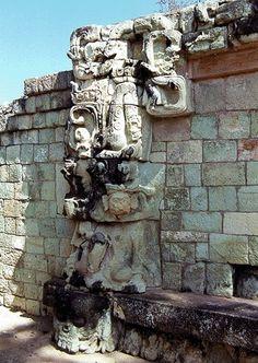 Mayan Ruins of Copan - Honduras