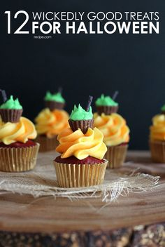 12 wickedly good witch-themed #Halloween blogger treats