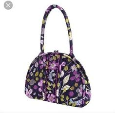 I just discovered this while shopping on Poshmark: Vera Bradley Eloise floral nightingale satchel. Check it out! Price: $18 Size: OS