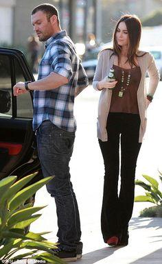Love how she wears the wide leg pants.