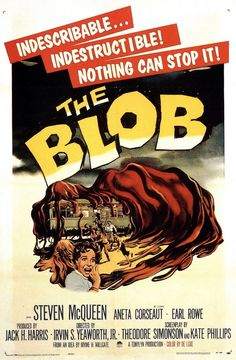 Blob - Fluido Mortale (1958).