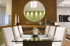 Espelho Redondo Para Sala De Jantar