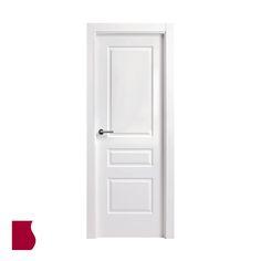Modelo 9430 AR / LACADA BLANCA / Colección Lacada / Puertas de interior Sanrafael