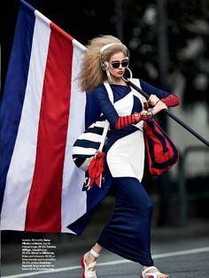 Elisabeth Erm by Zee Nunes for Vogue Brazil June 2014 6