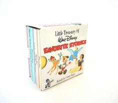 Disney Board Books Cinderella Bambi Dumbo by injoytreasures