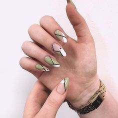 Stylish Nails, Trendy Nails, Funky Nails, Simple Acrylic Nails, Best Acrylic Nails, Acylic Nails, Nagellack Design, Glamour Nails, Fire Nails