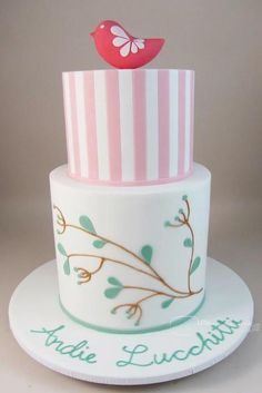 Via Planet Cake great color combo