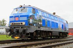 BR 218  DB   Bayern