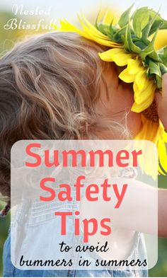 Use these 12 summer safety tips for your family to avoid bummers in summers: Stay Hydrated Fin Natural Parenting, Good Parenting, Parenting Hacks, Aloe Vera, Summer Safety Tips, Conscious Parenting, Money Saving Mom, Happy Summer, Summer Kids