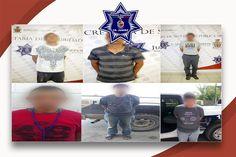 Detienen a seis en Juárez por golpear a sus respectivas esposas por problemas de celos y económicos