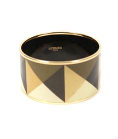 Bracelet manchette Hermès