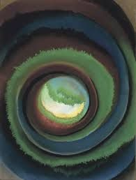 Image result for georgia o'keeffe paintings of natural forms