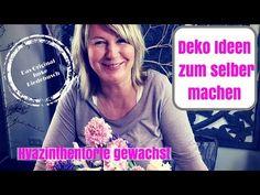 DIY-Deko Ideen zum selber machen-kreative Hyazinthen - Hyazinthentorte von Imke Riedebusch - YouTube