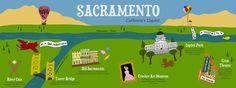 Rep my city: Sacramento map