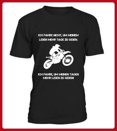 Limitierte Edition Motocross 4 Life - Motorad shirts (*Partner-Link)