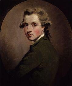 Le Bien Aimé — William Doughty (1757-1782) Self-Portrait