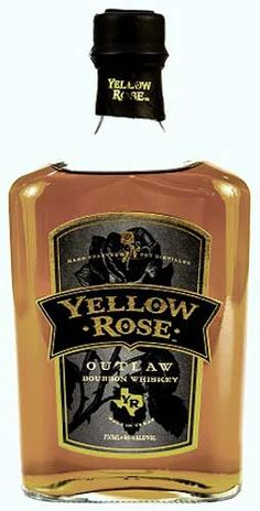 Yellow Rose Outlaw Bourbon - Google Search